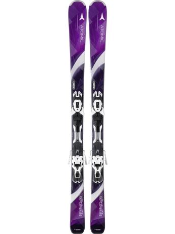 Горные лыжи Atomic Affinity Sky + крепления XT 10 Ti 15/16