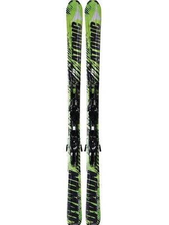 Горные лыжи с креплениями Atomic Savage TI + XTO 14 OME 11/12