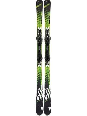 Горные лыжи с креплениями Atomic Vario Carbon + XTO 10 12/13