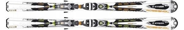Горные лыжи Rossignol Attraxion XI Mutix + крепления SAPHIR 120 TPI2 MUTIX (07/08)