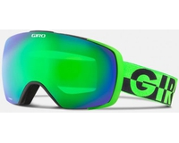 Маска Giro Contact Bright Green / Loden Green + Yellow Boost