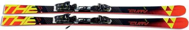 Горные лыжи Fischer RC4 The Curv Curv Booster + крепления RC4 Z13 (18/19)