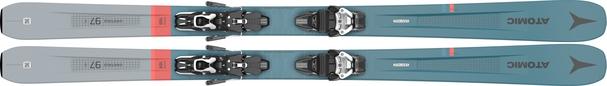 Горные лыжи Atomic Vantage 97 C + крепления Warden R 11 MNC (20/21)