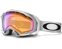 Маска Oakley Splice Polished White / H.I. Persimmon