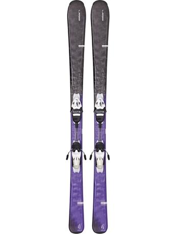 Горные лыжи Elan Zest QT + ELW 9.0 15/16