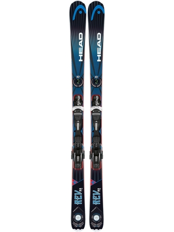 Горные лыжи Head REV 85 PRO + PRD 12 Wide 88 13/14