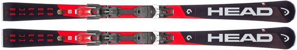 Горные лыжи Head Supershape i.Rally + крепления PRD 12 (18/19)