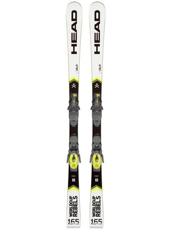 Горные лыжи Head Worldcup Rebels i.SLR + крепления PR 11 GW 19/20