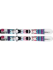 Горные лыжи Elan Sky Quick Shift + крепления EL 4.5