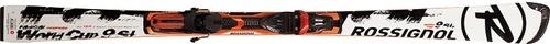 Горные лыжи Rossignol Radical 9SL Ti + крепления Axial 120S TPI 2 (10/11)