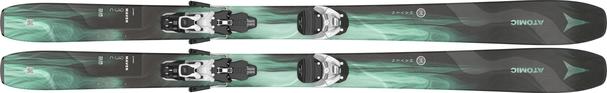 Горные лыжи Atomic Maven 93 C + крепления Warden 11 MNC (21/22)
