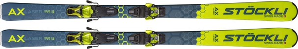 Горные лыжи Stockli Laser AX + крепления XM 13 (20/21)