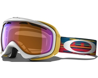 Маска Oakley Elevate Ripped n Torn White Orange / H.I. Persimmon