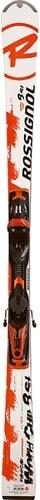 Горные лыжи Rossignol Radical 8SL Tpi + крепления Axium 120 S TPI 170 10/11