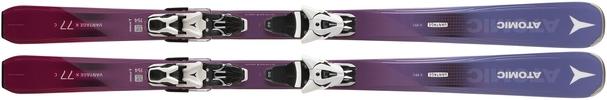 Горные лыжи Atomic Vantage X 77 C W + крепления Lithium 10 (18/19)