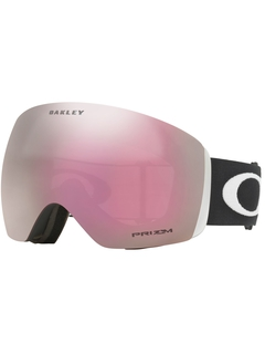 Маска Oakley Flight Deck Matte Black / Prizm Snow HI Pink Iridium