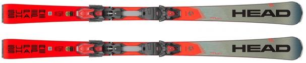 Горные лыжи Head Supershape i.Rally + крепления PRD 14 (19/20)
