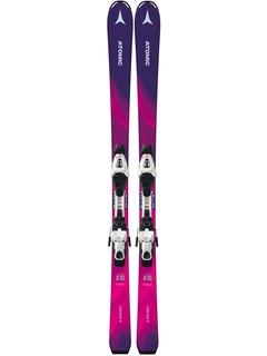 Горные лыжи Atomic Vantage X Girl 130-150 + крепления C 5