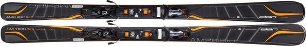 Горные лыжи Elan Amphibio 82 XTi Fusion + ELX 12 WB (14/15)