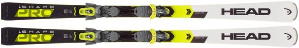 Горные лыжи Head Worldcup Rebels i.Shape Pro + крепления PR 11 (18/19)