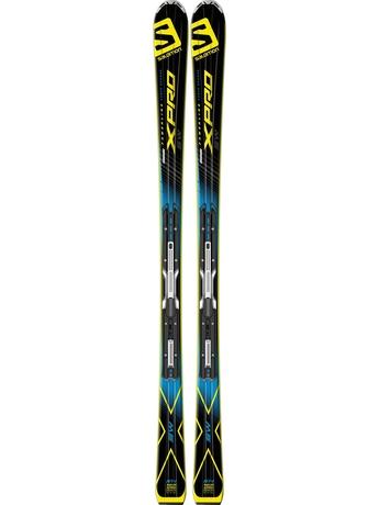 Горные лыжи Salomon X-Pro SW + крепления XT 12 15/16