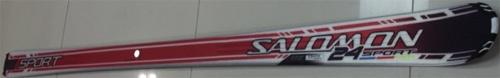 Горные лыжи Salomon 24 Sport без креплений