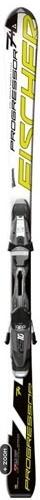 Горные лыжи Fischer Progressor 7+ Powerrail + крепления RS10 10/11