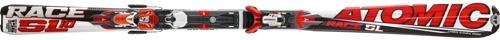 Горные лыжи Atomic SL10 + крепления 4R 310 (08/09)