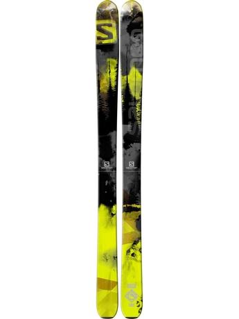 Горные лыжи Salomon Q-105 14/15