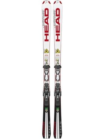 Горные лыжи с креплениями Head iSupershape SW SP13 + Freeflex Pro 14 11/12