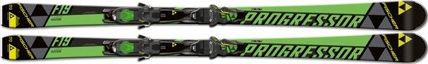 Горные лыжи Fischer Progressor F19 Ti + крепления RSX12 (15/16)