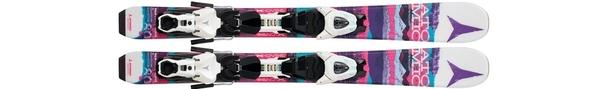 Горные лыжи Atomic Vantage Girl I + крепления XTE 045 (15/16)