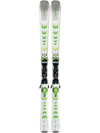 Горные лыжи с креплениями Elan Ilumina Fusion + ELW 10 12/13