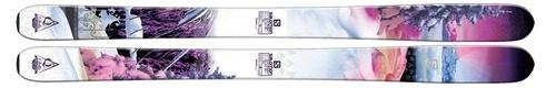 Горные лыжи Salomon Q-103 Stella (13/14)