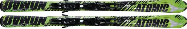 Горные лыжи с креплениями Atomic Savage TI + XTO 14 OME (11/12)