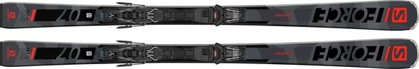 Горные лыжи Salomon S/Force 7 + крепления M10 GW (20/21)