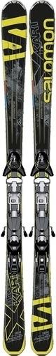 Горные лыжи Salomon 24 X-Kart Max + Z12 13/14