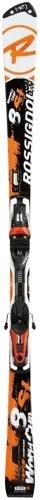 Горные лыжи с креплениями Rossignol R.8 SL SlantNose TPX + AXIUM 120S TPI - SOLAR 12/13