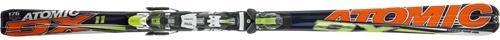 Горные лыжи Atomic SX11 + крепления Neox Ome 412 (08/09)