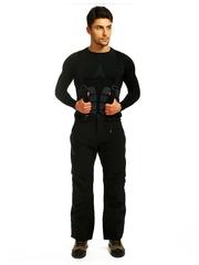 Брюки Salomon Chillout II Bib Pant M Black (13/14)