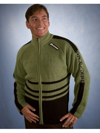 Куртка Besson Beni pullover green