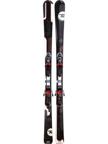 Горные лыжи с креплениями Rossignol Attraxion 3S + Saphir 110S TPI2 11/12
