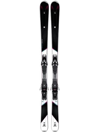 Горные лыжи Salomon W-Max 12 + крепления XT 10 Ti W 16/17