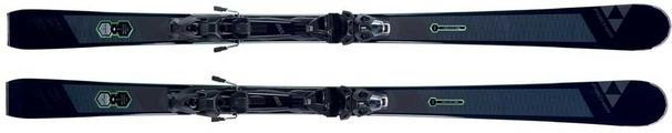 Горные лыжи Fischer Brilliant Pro + MBS 12 (17/18)