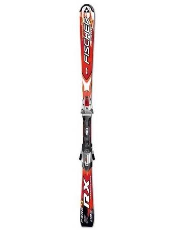 Горные лыжи Fischer RX 4 Fire + крепления FS10 RAILFLEX 2 07/08