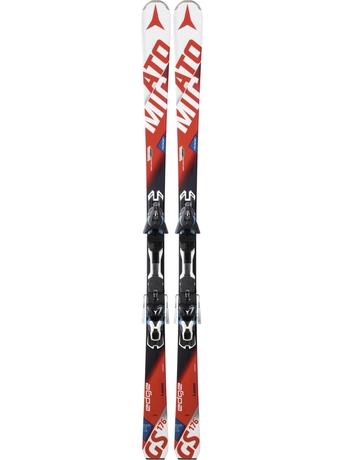 Горные лыжи Atomic Redster Edge GS + XT 12 15/16
