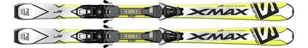 Горные лыжи Salomon X-Max Jr M + EZY7 (14/15)
