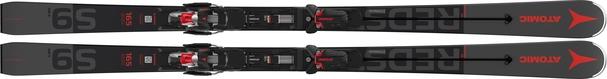Горные лыжи Atomic Redster S9i + крепление X 12 GW (20/21)