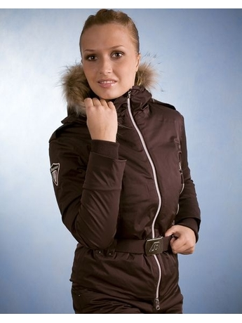 Куртка Besson Courmayeur brown