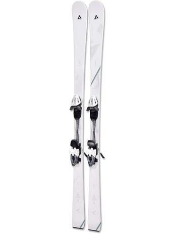 Горные лыжи Fischer Ivory + крепления W10 16/17